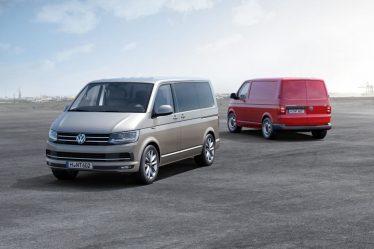 nuovo furgone volkswagen